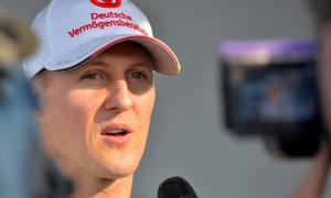 Biografía de Michael Schumacher