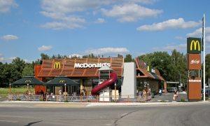 Historia de McDonald's