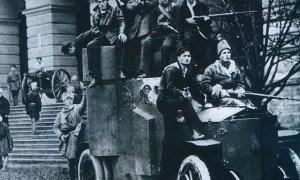 Historia de la Revolución de Octubre