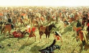 Historia de la Batalla de Sarandí