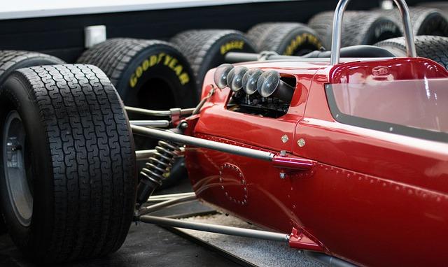 Historia de la Fórmula 1