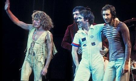 Historia de The Who