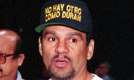 Biografía de Roberto Durán