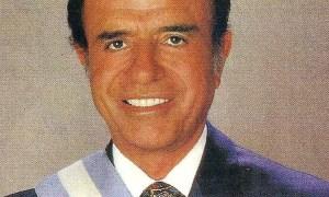 Biografía de Carlos Menem