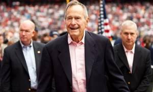 Biografía de George H. W. Bush