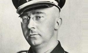 Biografía de Heinrich Himmler