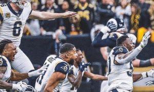 Historia de Los Angeles Rams