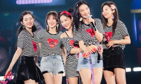 Historia de Red Velvet