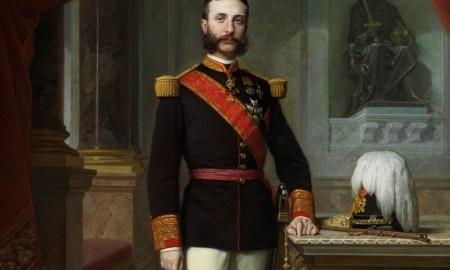 Biografía de Alfonso XII de España