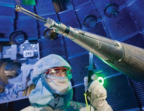 Instituto Central de Investigación Nuclear de Dubná ICIN