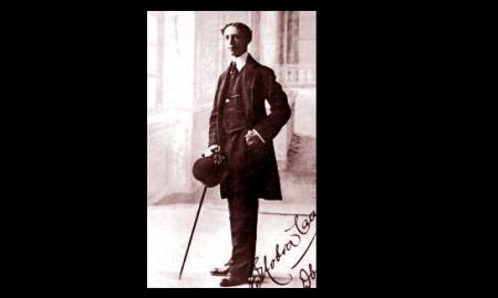 Biografía de Ernesto Noboa y Caamaño