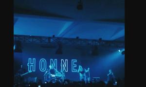 Historia de HONNE
