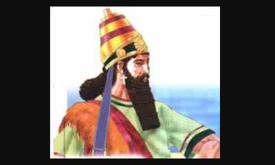 Biografía de Nabucodonosor II