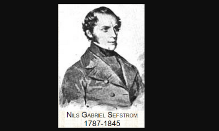 Biografía Nils Gabriel Sefström