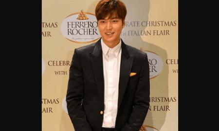 Biografía de Lee Min-ho