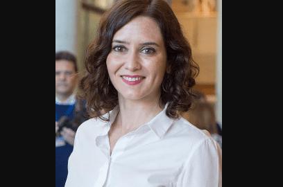 Biografía de Isabel Díaz Ayuso