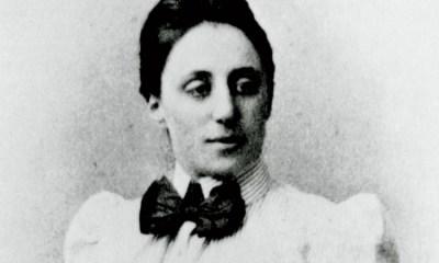 Biografía de Emmy Noether