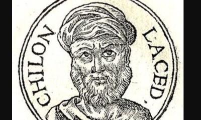 Biografía de Quilón de Esparta