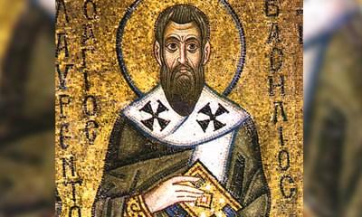 Biografía de San Basilio el Grande
