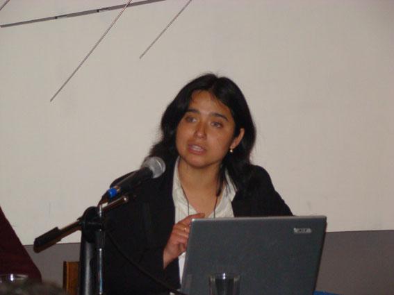 ana henriquez en seminario didactica 2008
