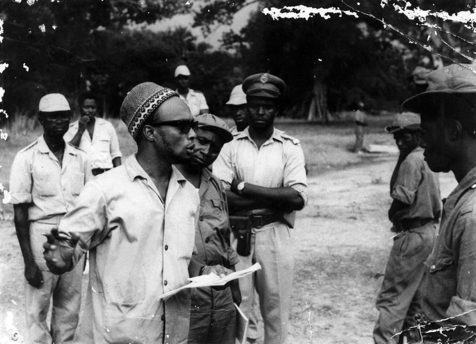 Historia de África-Amical Cabral