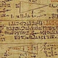 Papiro de Rhind y papiro de Moscu las fuentes africanas de las matematicas