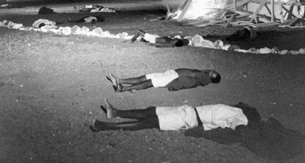 """Los """"Tirailleurs senegaleses"""" y la masacre de Thiaroye"""