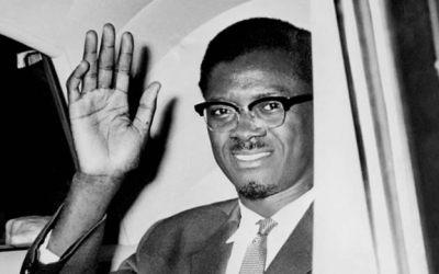 Patrice Lumumba, discurso de independencia del Congo
