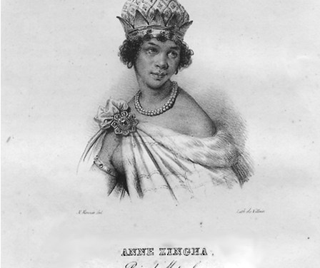 Mbande Zingha, reina de Matamba (Angola) : una resistente feroz a la colonización portuguesa