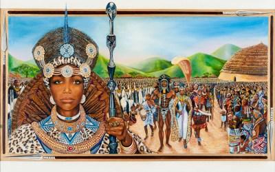 Nandi la reina Zulu: Una mujer de gran estima