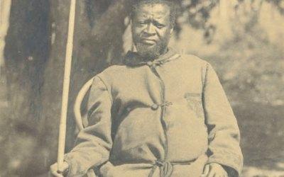 N'gungunhana el último emperador de Gaza (Mozambique)