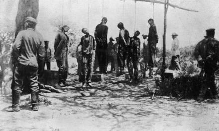 Genocidio herero y namaqua. La barbaría alemana en África austral