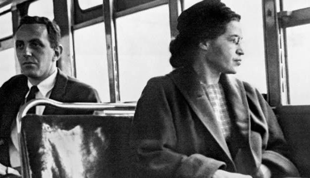 Rosa Parks, la mujer negra que desafió a la América blanca
