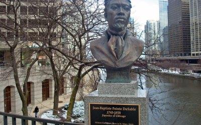 Jean-Baptiste Pointe du Sable fundador de la ciudad de Chicago