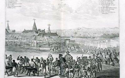 Antiguas ciudades africanas destruidas por los Europeos: Benin