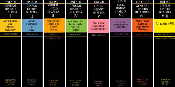 Descubre la colección de la Historia General de África de la UNESCO
