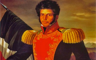 Vicente Guerrero, el primer presidente negro de México