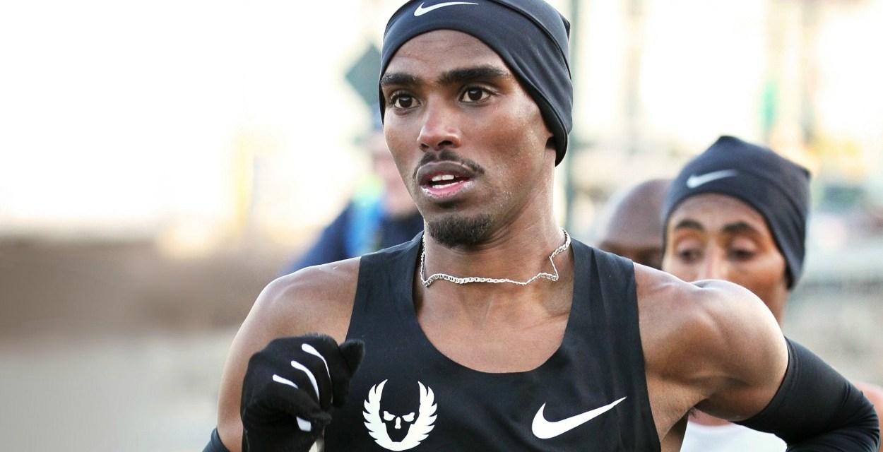 Biografía de Mo Farah campeón olímpico, mundial y europeo de 5000 y 10 000 metros.