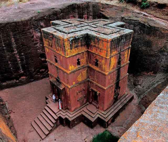 Rock-Hewn-Churches-Lalibela
