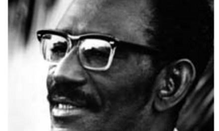 Biografía de Cheikh Anta Diop el restaurador de la consciencia histórica de los negros