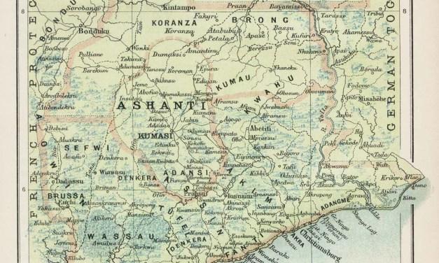las Guerras anglo-asante, la resistencia colonial en el país Ashanti