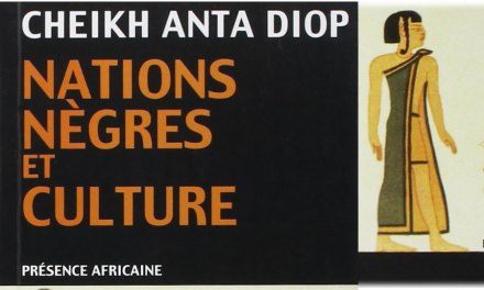 Libros de Cheikh Anta Diop (Bibliográfica)