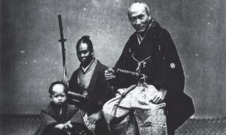 Yasuke un Samurái negro en el período del Japón feudal.
