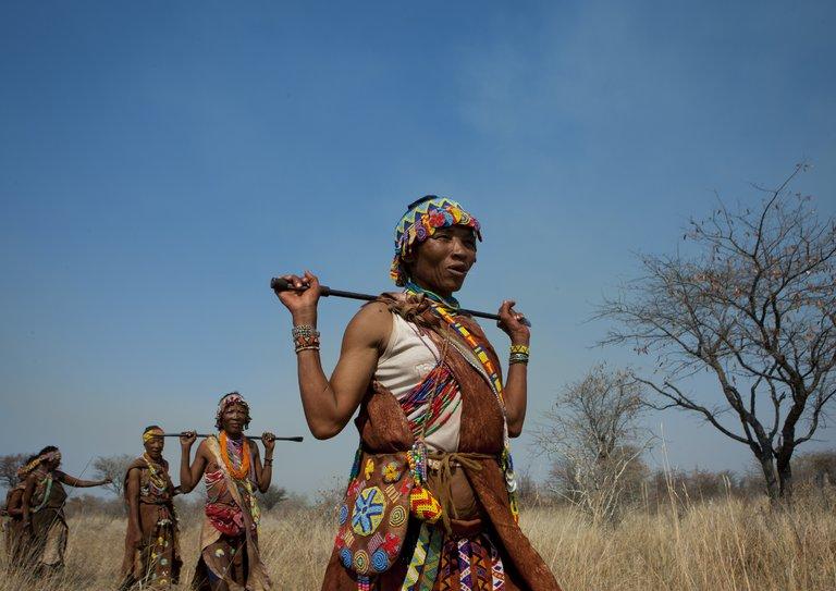 Los humanos modernos venimos de una sola migración desde África