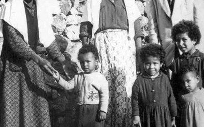 La historia de las familias negras africanas que vivieron en Montenegro, Bosnia y Herzegovina