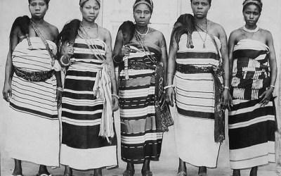 Rebelión de Anlu: La protesta anticolonial de las Mujeres Kom (Camerún)