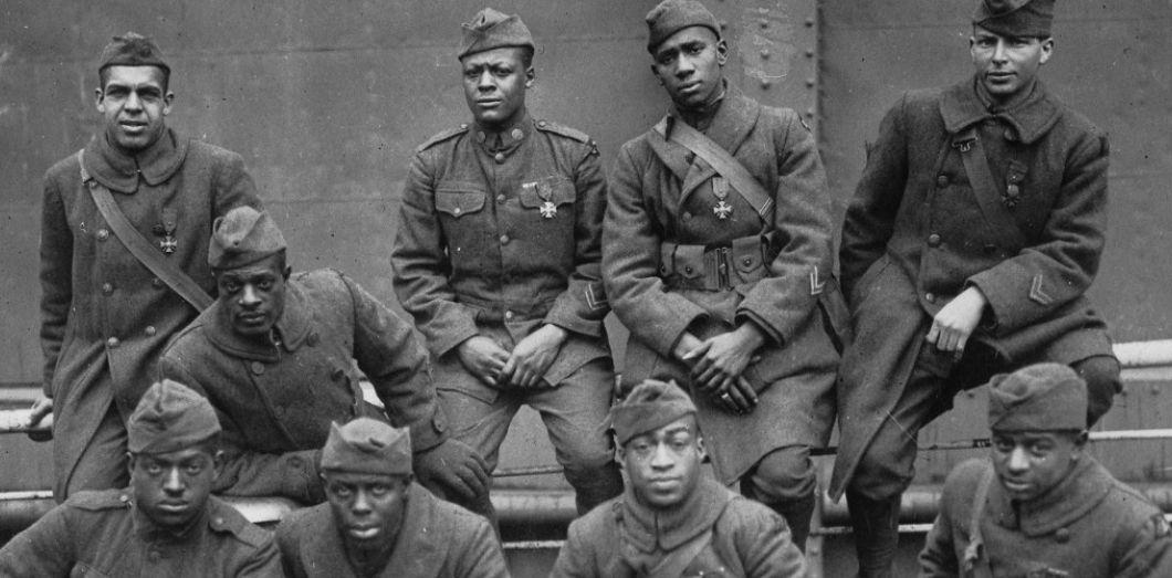En 1918, el ejército estadounidense pidió a los franceses que fueran racistas con soldados negros.