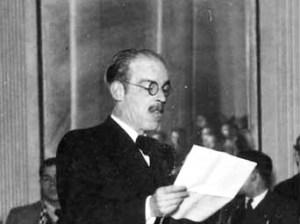 Ramón Villar Ponte foi o principal impulsor das Irmandades da Fala / galipedia