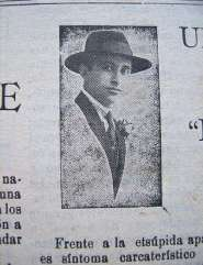 Xohán Xesús González, activista republicano asasinado no 36