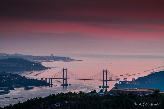 Vista da ría de Vigo / A.Cenamor-thefaceoflife.com